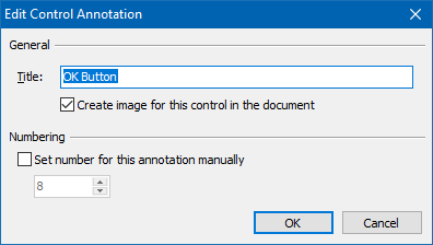 Editing Annotation Properties