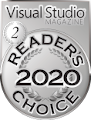 Visual Studio Magazine Readers Choice Awards